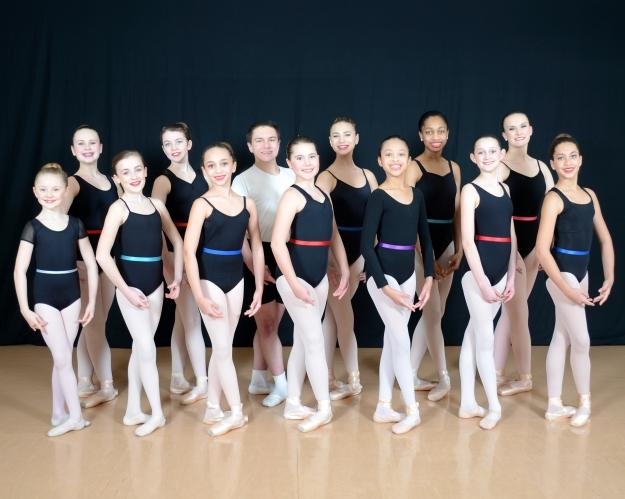 DTNW Jr Dance Ensemble Photo by Maks 3182017